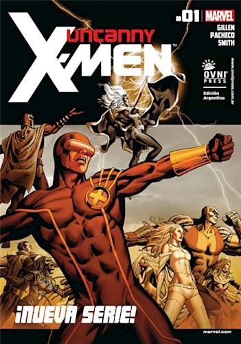 Papel Uncanny X-Men