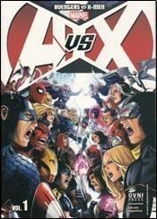 Papel Avengers Vs. X-Men Volumen 1
