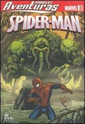 Papel Aventuras Marvel Spìderman 3