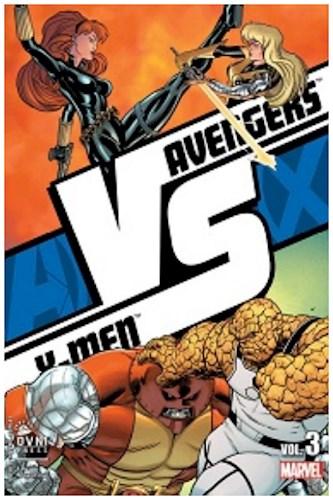 Papel Avengers Vs X-Men Vol. 3