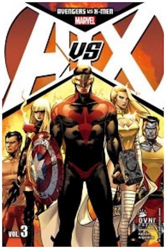 Papel Avengers Vs X-Men