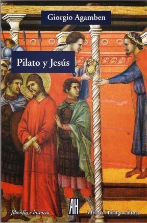Libro Pilato Y Jesus