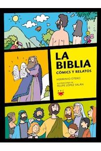 Papel La Biblia. Comics Y Relatos