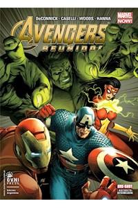 Papel Marvel - Especiales - Avengers Reunidos 2