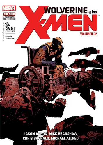 Papel Wolverine Y Los X-Men #02