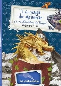 Papel Maga De Arannar Y Los Secretos De Tarope, La