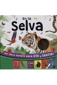 Papel Toco Y Escucho- En La Selva(Sonido)