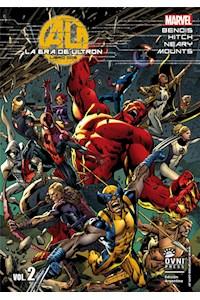 Papel Avengers : La Era De Ultron 2