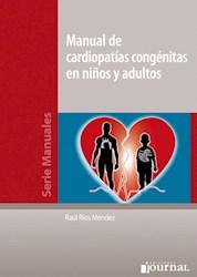 Papel Manual De Cardiopatías Congénitas En Niños Y Adultos