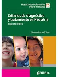E-Book Criterios De Diagnóstico Y Tratamiento En Pediatría - 2ª Ed.  E-Book