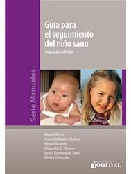 E-Book Guía Para El Seguimiento Del Niño Sano - 2ª Ed.  E-Book
