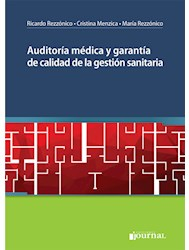 Papel Auditoría Médica Y Garantía De Calidad De La Gestión Sanitaria