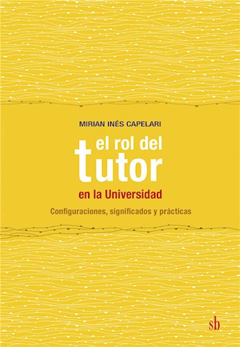 E-book El Rol Del Tutor En La Universidad
