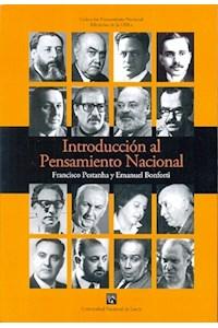 Papel Introduccion Al Pensamiento Nacional