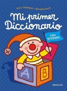 Papel MI PRIMER DICCIONARIO C/STICKERS