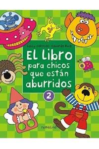 Papel Libro Para Chicos Que Estan Aburridos 2