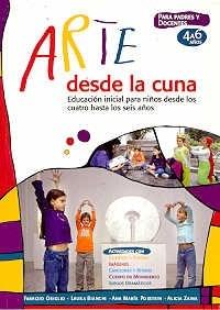 Papel Arte Desde La Cuna (2 A 4 Años)