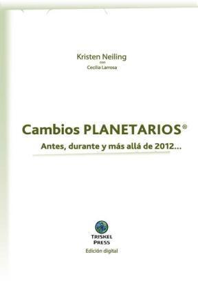 E-book Cambios Planetarios®