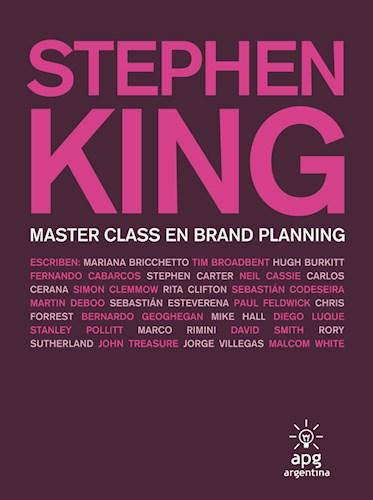 Libro Master Class En Brand Planning