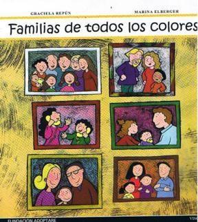 Libro Familias De Todos Los Colores