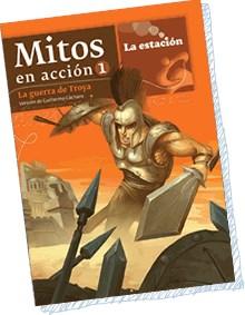 Papel Mitos En Accion 1 - Guerra De Troya