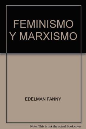 Papel FEMINISMO Y MARXISMO