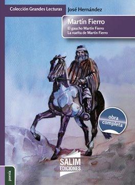 Libro Martin Fierro / La Vuelta Del Martin Fierro