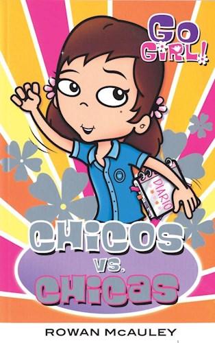 Papel Go girl! Chicos vs chicas
