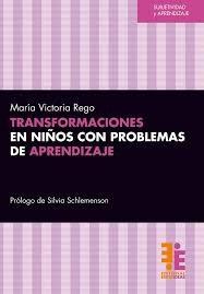 Papel TRANSFORMACIONES EN NIÑOS PROBLEMAS DE APRENDIZAJE