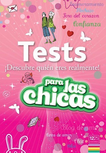 Papel Test para las chicas