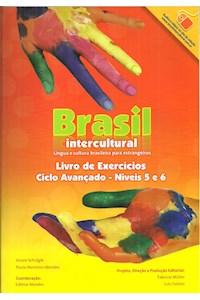 Papel Brasil Intercultural Exercícios Ciclo Avanzado (Niveles 5 Y 6)