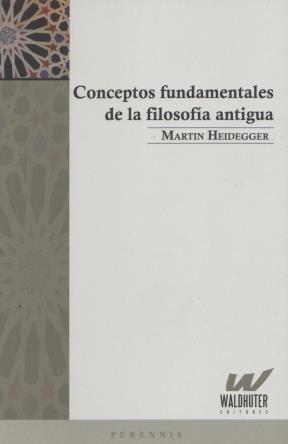 Papel CONCEPTOS FUNDAMENTALES DE LA FILOSOFIA ANTIGUA