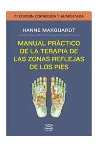 Papel Manual Practico De La Terapia De Las Zonas Reflejas De Los Pies