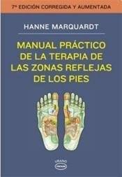 Papel Manual Practico De La Terapia De Las Zonas Reflejas De Los Pies -