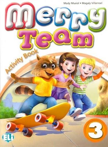 Papel Merry Team 3 - Wb