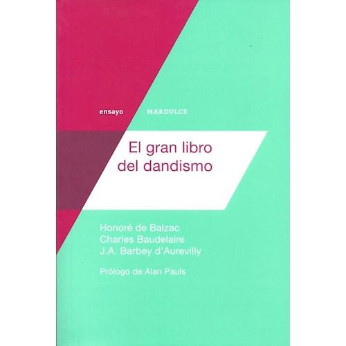 Papel EL GRAN LIBRO DEL DANDISMO