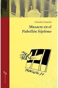 Papel Masacre En El Pabellón Séptimo