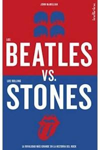 Papel Los Beatles Vs Los Rolling Stones