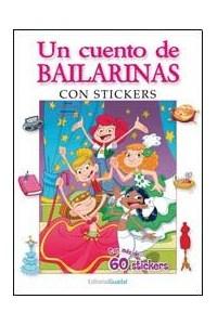 Papel Un Cuento De Bailarinas Con Stickers