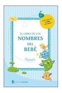 Papel El Libro De Los Nombres Del Bebé. Nenes