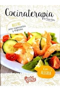 Papel Cocinataerapia Con Alegría
