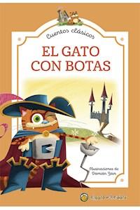 Papel El Gato Con Botas - Col. Mis Primeros Cuentos Clásicos