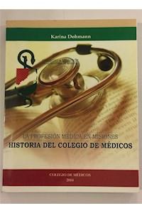 Papel Historia Del Colegio De Medicos