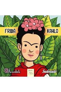 Papel Frida Kahlo - Coleccion Antiprincesas #1