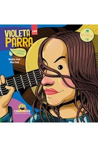 Papel Violeta Parra - Colección Antiprincesas #2