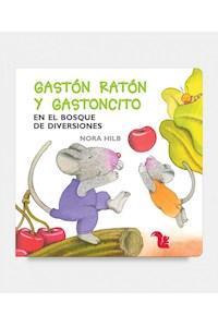 Papel Gaston Raton Y Gastoncito - En El Bosque De Diversiones