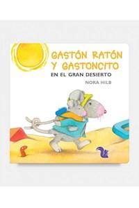 Papel Gaston Raton Y Gastoncito - En El Gran Desierto