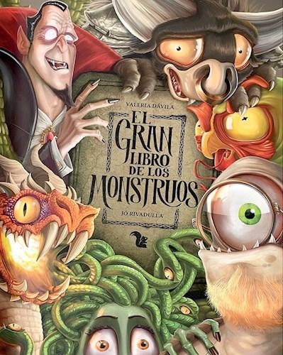 Libro El Gran Libro De Los Monstruos