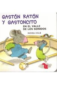 Papel Gaston Raton Y Gastoncito - En Le Valle De Los Sonidos