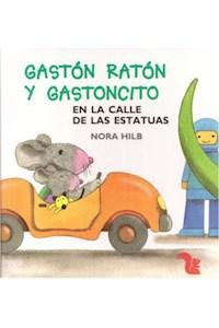 Papel Gaston Raton Y Gastoncito - En La Calle De Las Estatuas